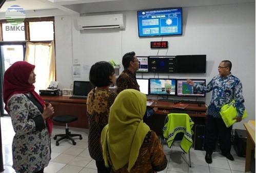 Kunker Tim Kementerian PAN RB ke Stamet Depati Amir Pangkalpinang
