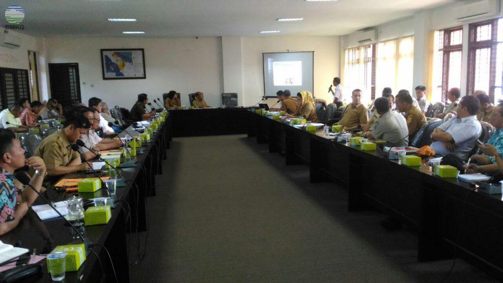 Balai Besar MKG Wilayah I Medan Ikut Andil Dalam Rakor BPBD Di Wilayah Sumatera Utara