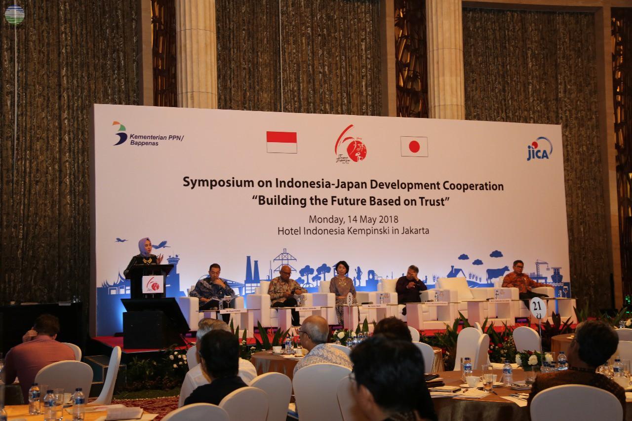 60 Tahun Kolaborasi Indonesia-Jepang Menuju Penanganan Bencana 4.0