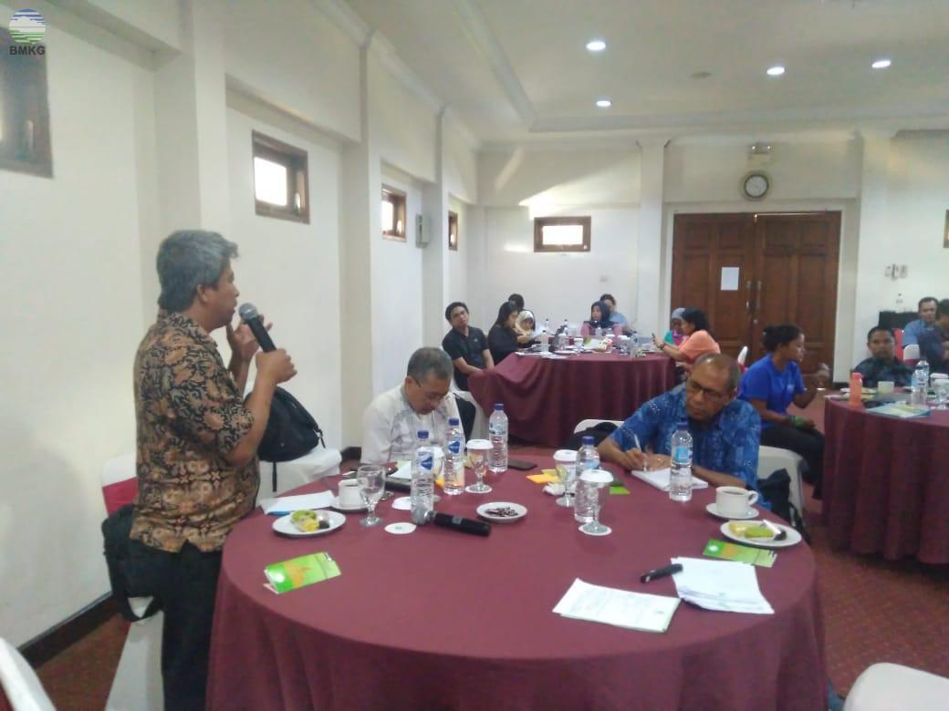 Sosialisasi Dari INOVASI Untuk Lombok Tanggap Bencana