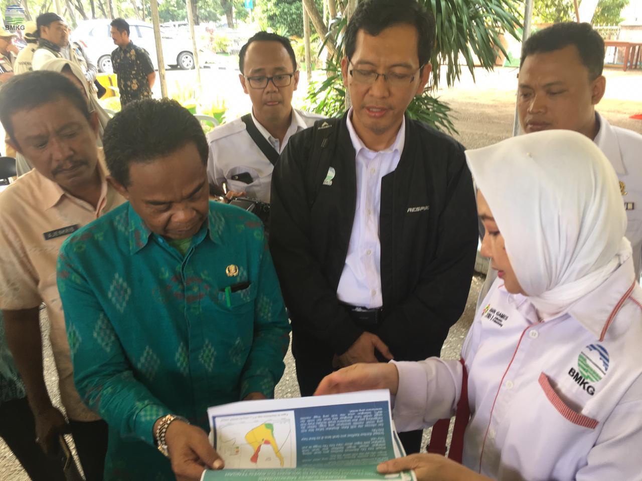 Rawan Bencana, BMKG Dorong Pemerintah Sulteng Revisi Tata Ruang Wilayah