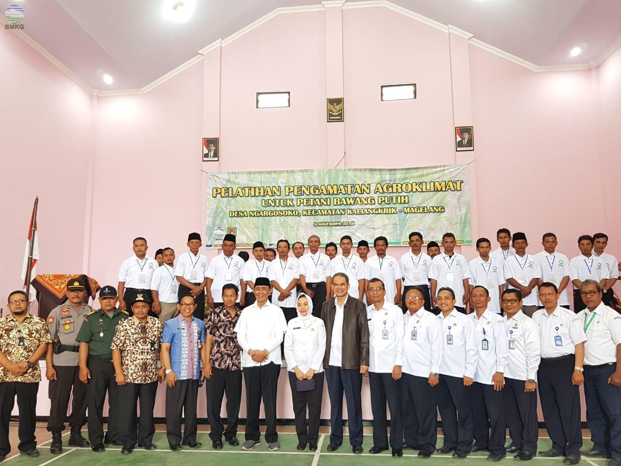 Tingkatkan Hasil Pertanian dengan Pelatihan Pengamatan Agroklimat