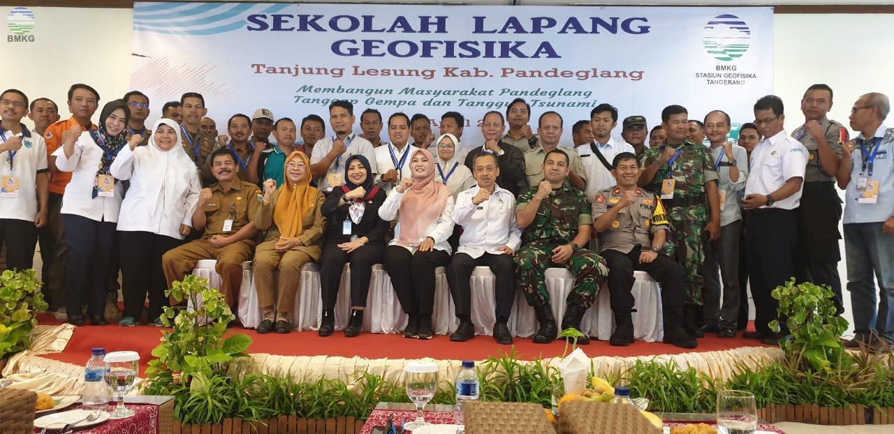 SLG Tanjung Lesung, Membangun Masyarakat Tanggap Gempa dan Tangguh Tsunami