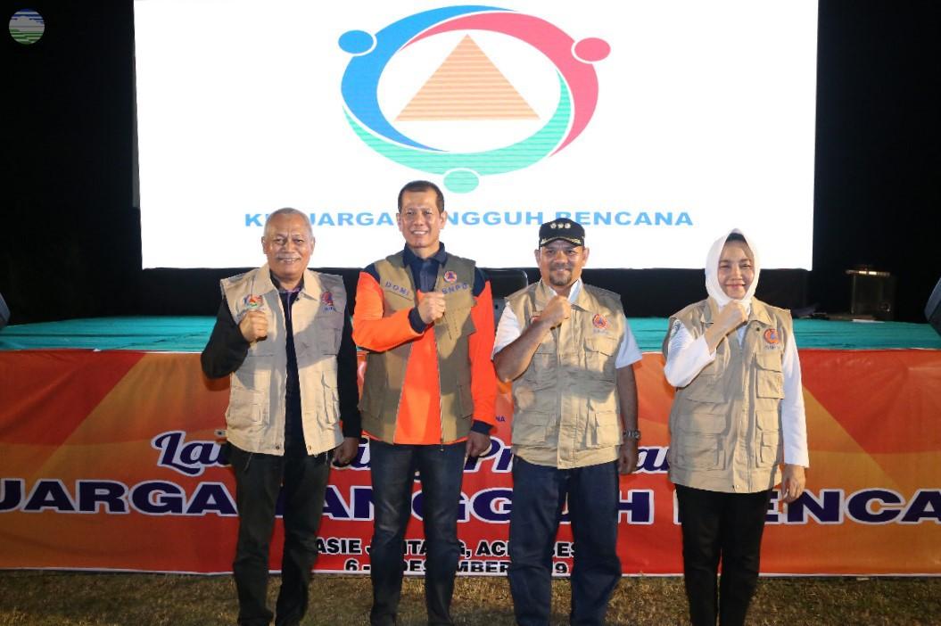 Kepala BMKG Hadiri Pra Launching Program Keluarga Tangguh Bencana (KATANA)