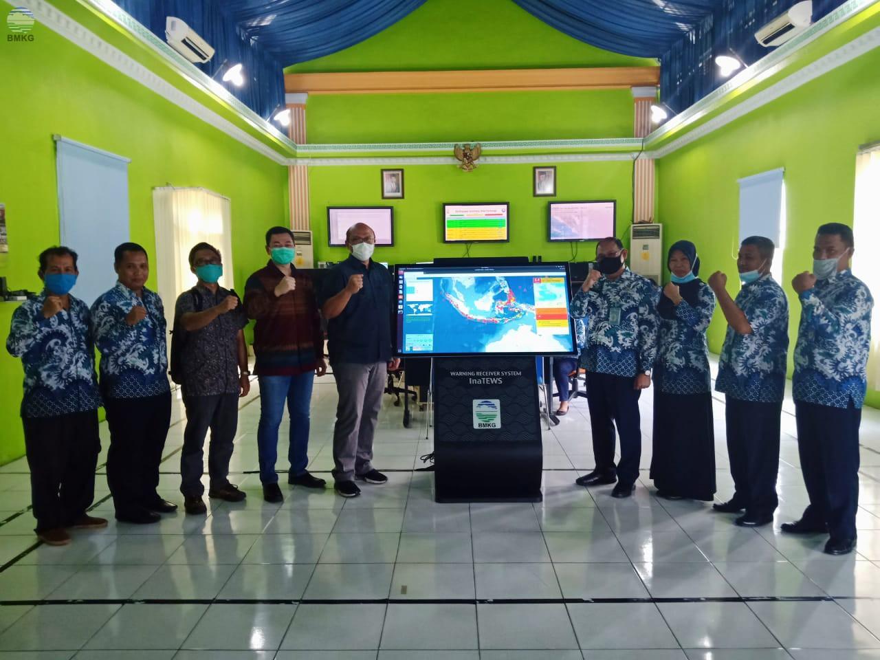 Kembangkan Wilayah Danau Toba sebagai Destinasi Wisata Super Prioritas, BMKG dan Badan Pelaksana Otorita Danau Toba Jajaki Kerja Sama