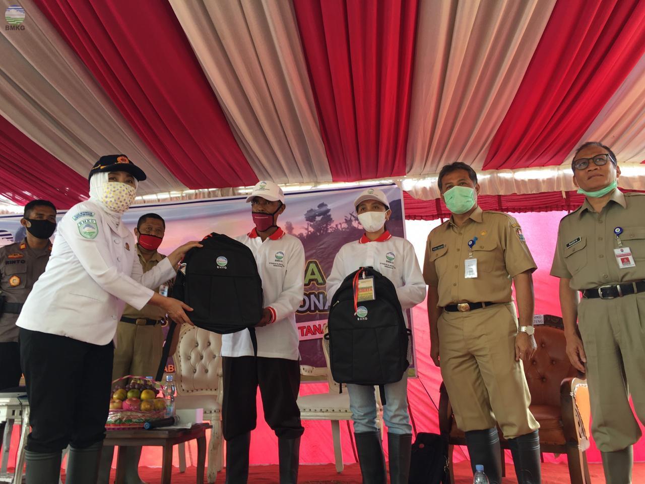 Jaga Stabilitas Produksi Cabai Jateng, BMKG Adakan Sekolah Lapang Iklim