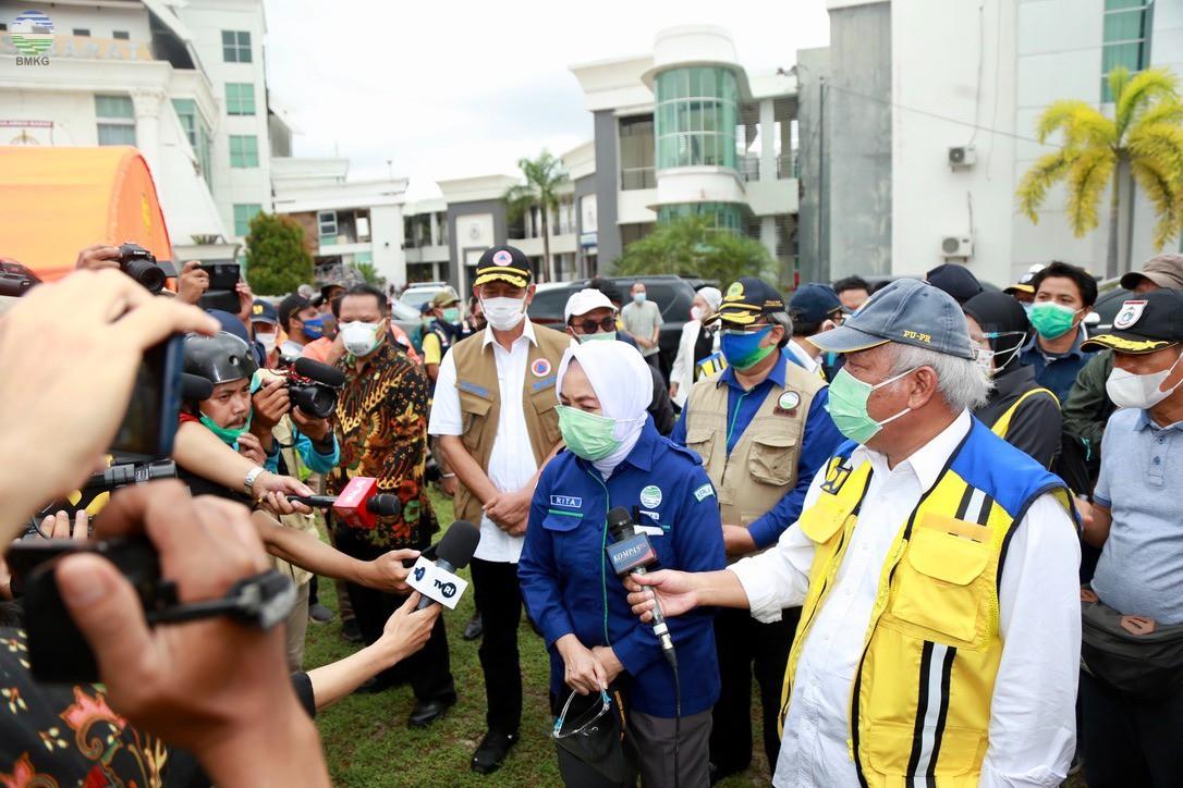 BMKG: Evakuasi ke Tempat Aman, Bukan Eksodus