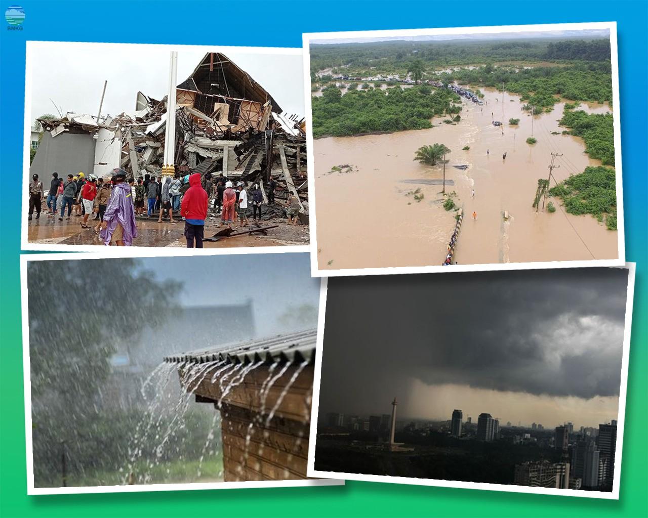 Update Siaran Pers: Potensi Multi Bencana Hidrometeorologis-Gempabumi dan Tsunami