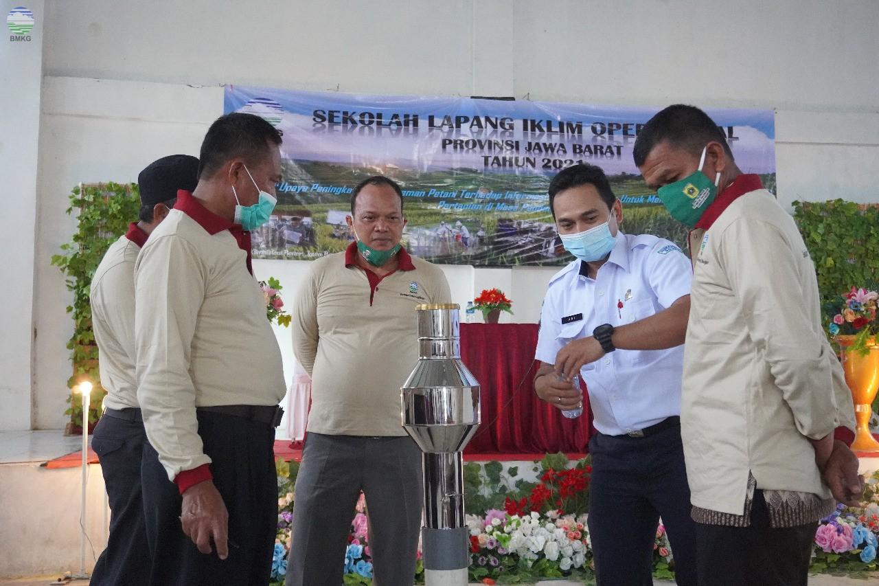 SLI Oprasional, Semangat Petani Tanjungsari Wujudkan Ketahanan Pangan
