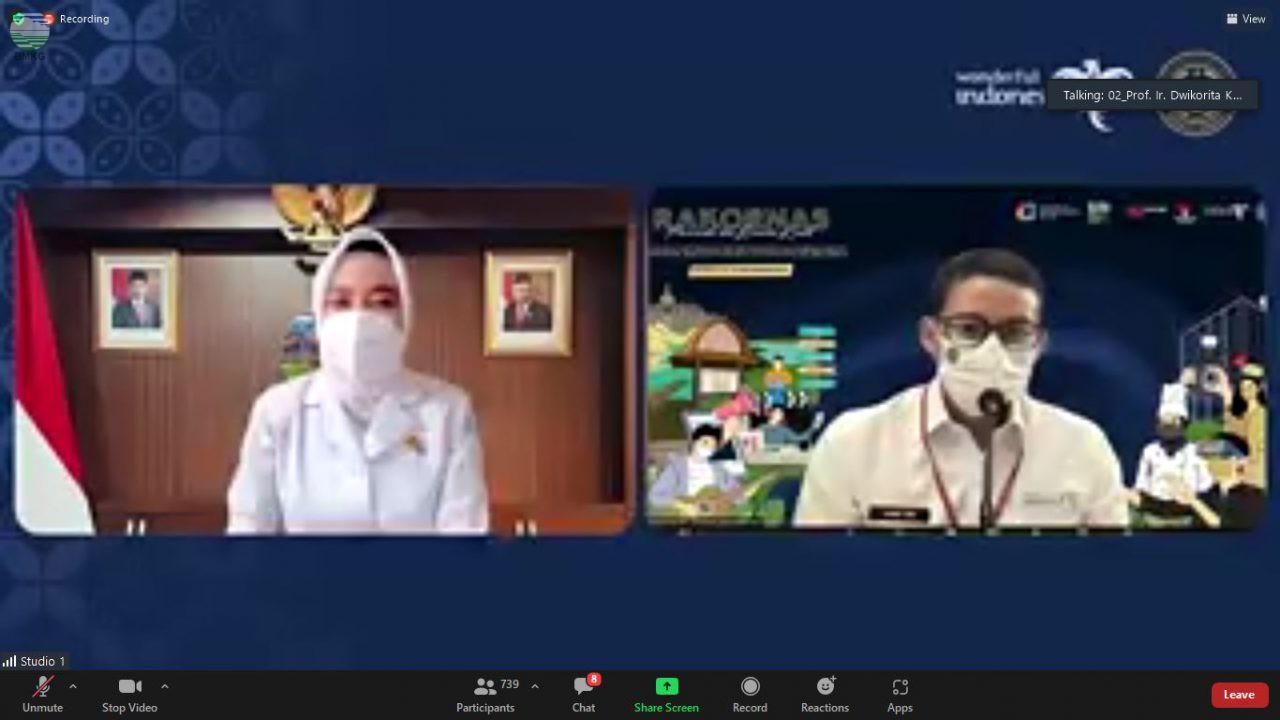 BMKG Mendukung Program Nasional Pengembangan Destinasi Pariwisata di Indonesia