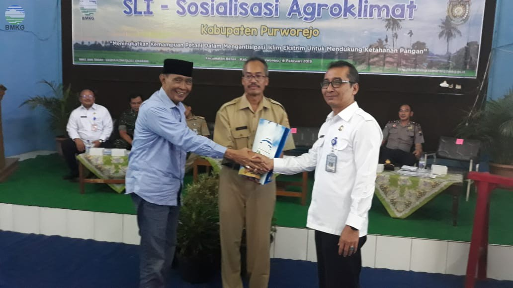 Anggota Komisi V DPR RI Menghadiri SLI Agroklimat Semarang