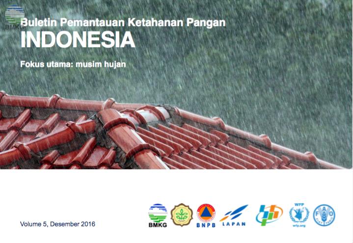 Buletin Pemantauan Ketahanan Pangan INDONESIA (Vol. 5 - Desember 2016)
