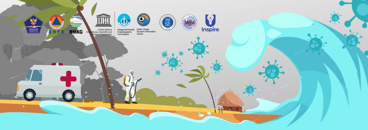 Panduan Langkah Evakuasi Darurat Peringatan Dini Tsunami dalam Situasi COVID-19