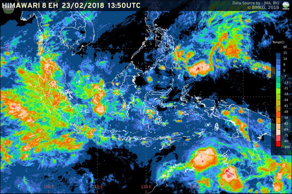 Dampak Cuaca Ekstrem, Bencana Hidrometeorologi Meningkat, Waspada 3 Hari ke Depan