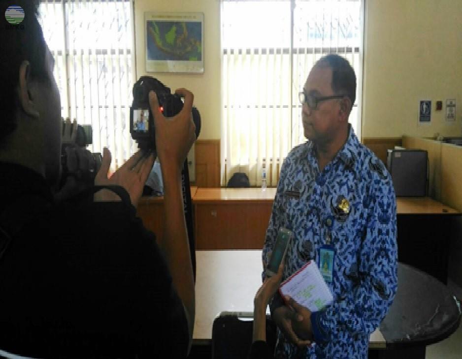 Wawancara Live Kepala Balai Besar MKG Wilayah I