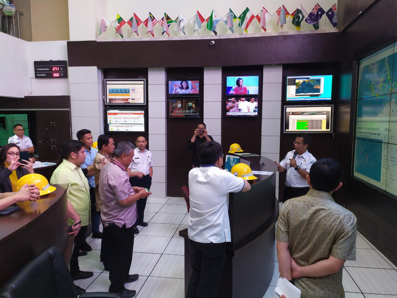Kunjungan Kerja Anggota Komisi III DPRD Prov. Sulawesi Utara