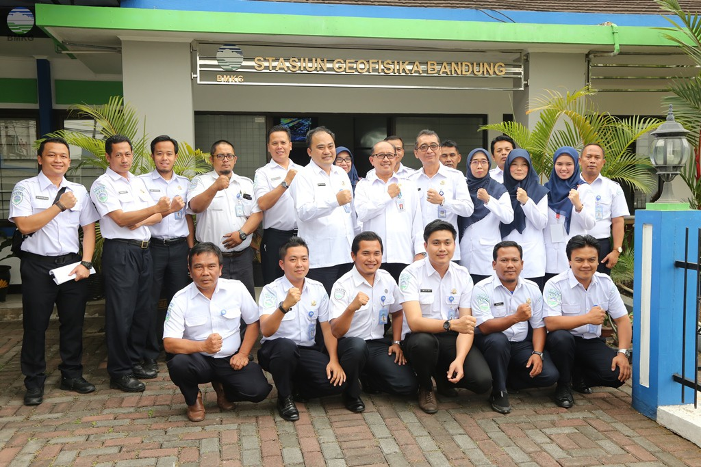 Tatap Muka Sestama Dengan KaUPT Balai Besar MKG Wilayah II serta Kunjungan Kerja Ke Stageof Bandung