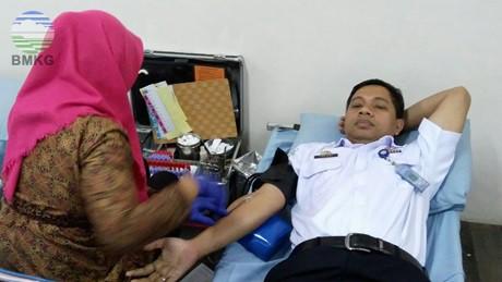 Peringatan Hari Meteorologi Klimatologi dan Geofisika Nasional (HMKGN) ke-70 UPT BMKG Se-Provinsi Sulawesi Selatan