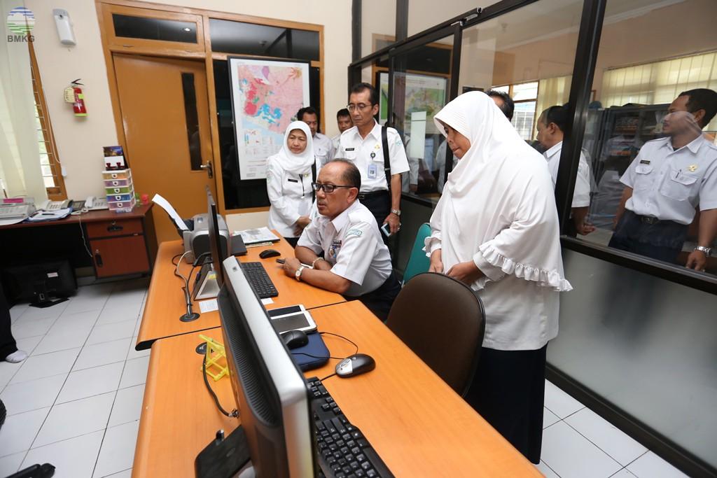 Audiensi Deputi Inskalrekjarkom Dengan KUPT Dan Kunjungan Kerja Ke 2 UPT Di Wilayah Yogyakarta