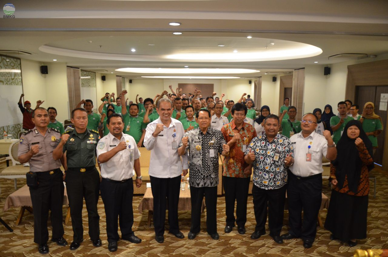 Stasiun Klimatologi Semarang Gelar Sosialisasi Agroklimat