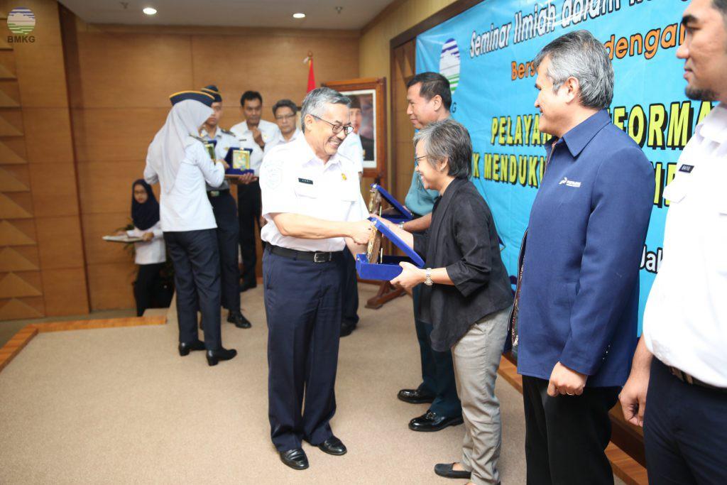 Seminar Ilmiah Puslitbang Meriahkan Peringatan HMD Ke 67 Tahun