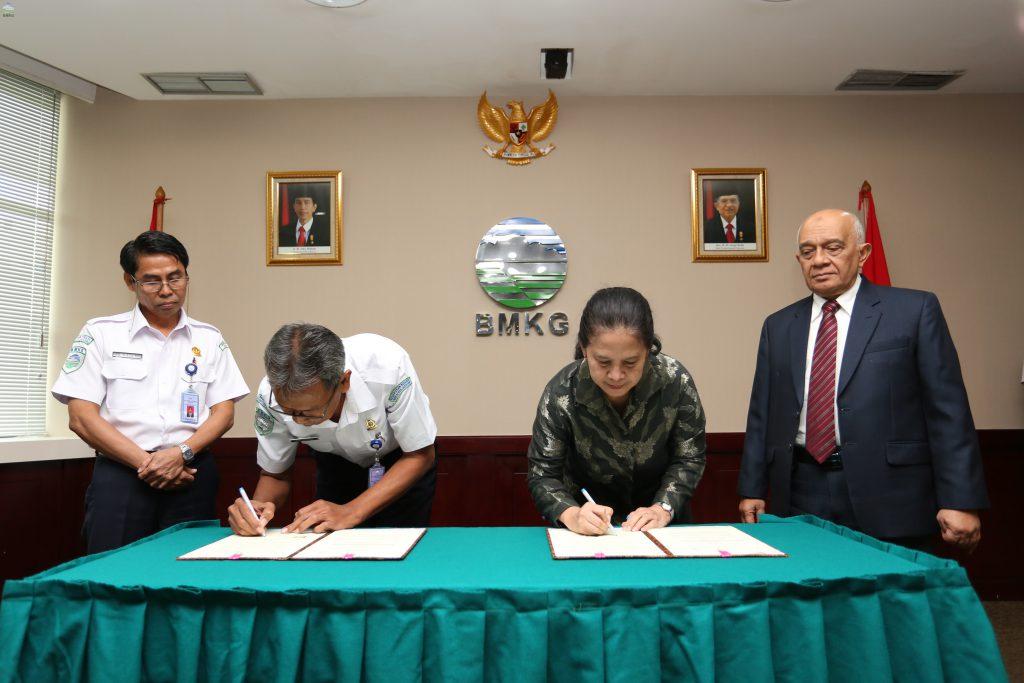 Pemprov DKI Rangkul BMKG Antisipasi Banjir Di Jakarta