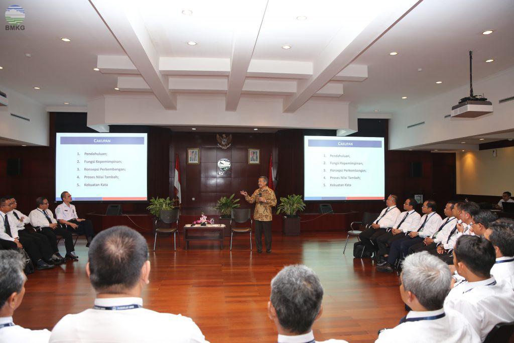 Diklat Manajemen Dan Diklat Teknis Observasi Meteorologi Angkatan II