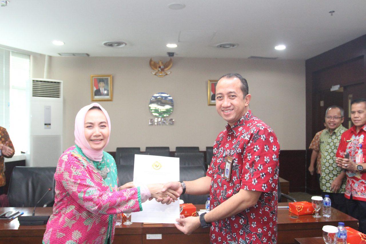 Entry Meeting Tim BPK Periksa Laporan Keuangan BMKG Tahun Anggaran 2018