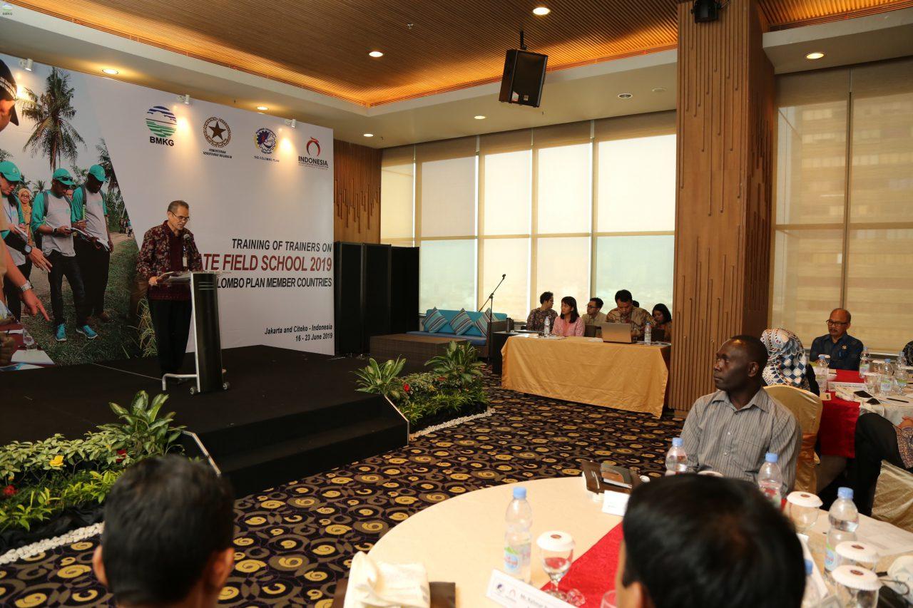 Pemerintah Indonesia Dukung Colombo Plan, Tingkatkan Produktivitas Pertanian