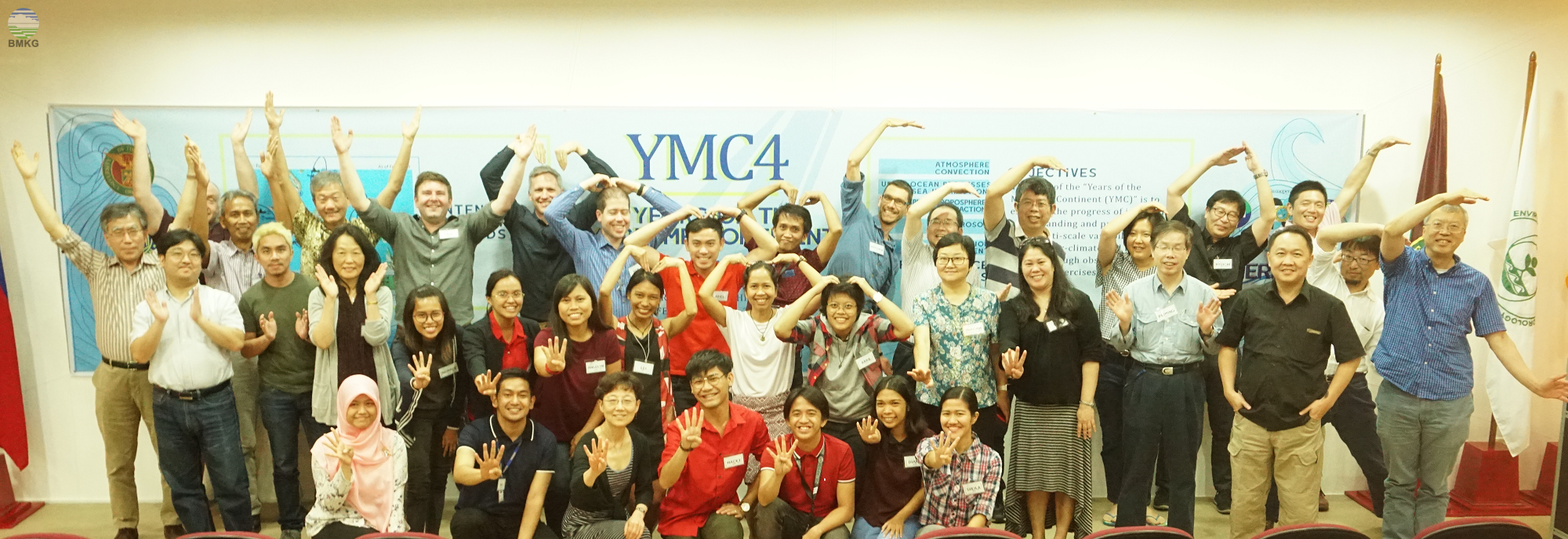 YMC Fourth International Science and Planning Workshop in Philippines (26-28 February 2019)