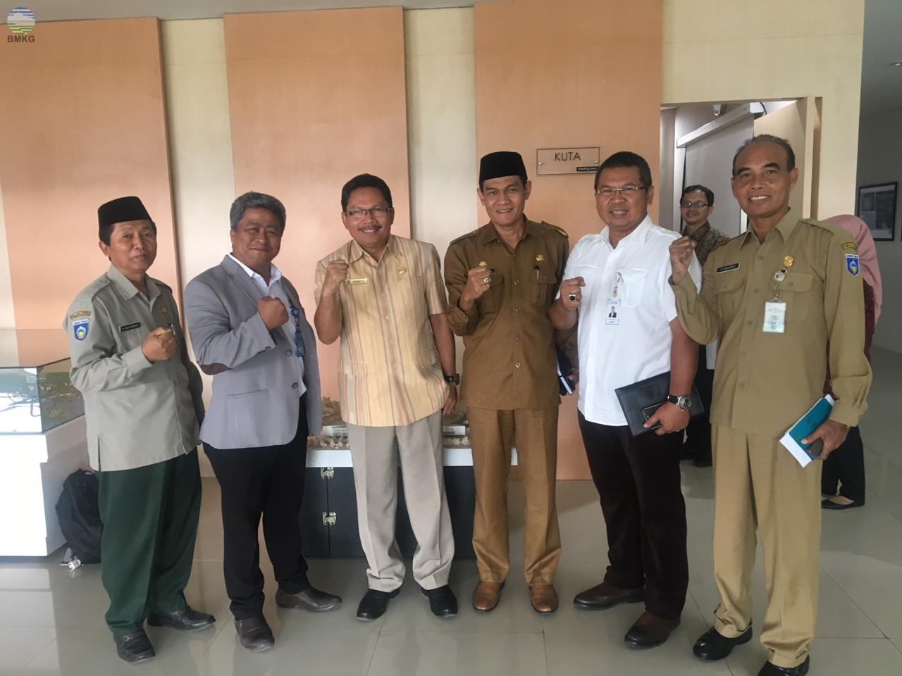 Partisipasi Stageof Mataram dalam Penyusunan Pedoman Mitigasi Bencana