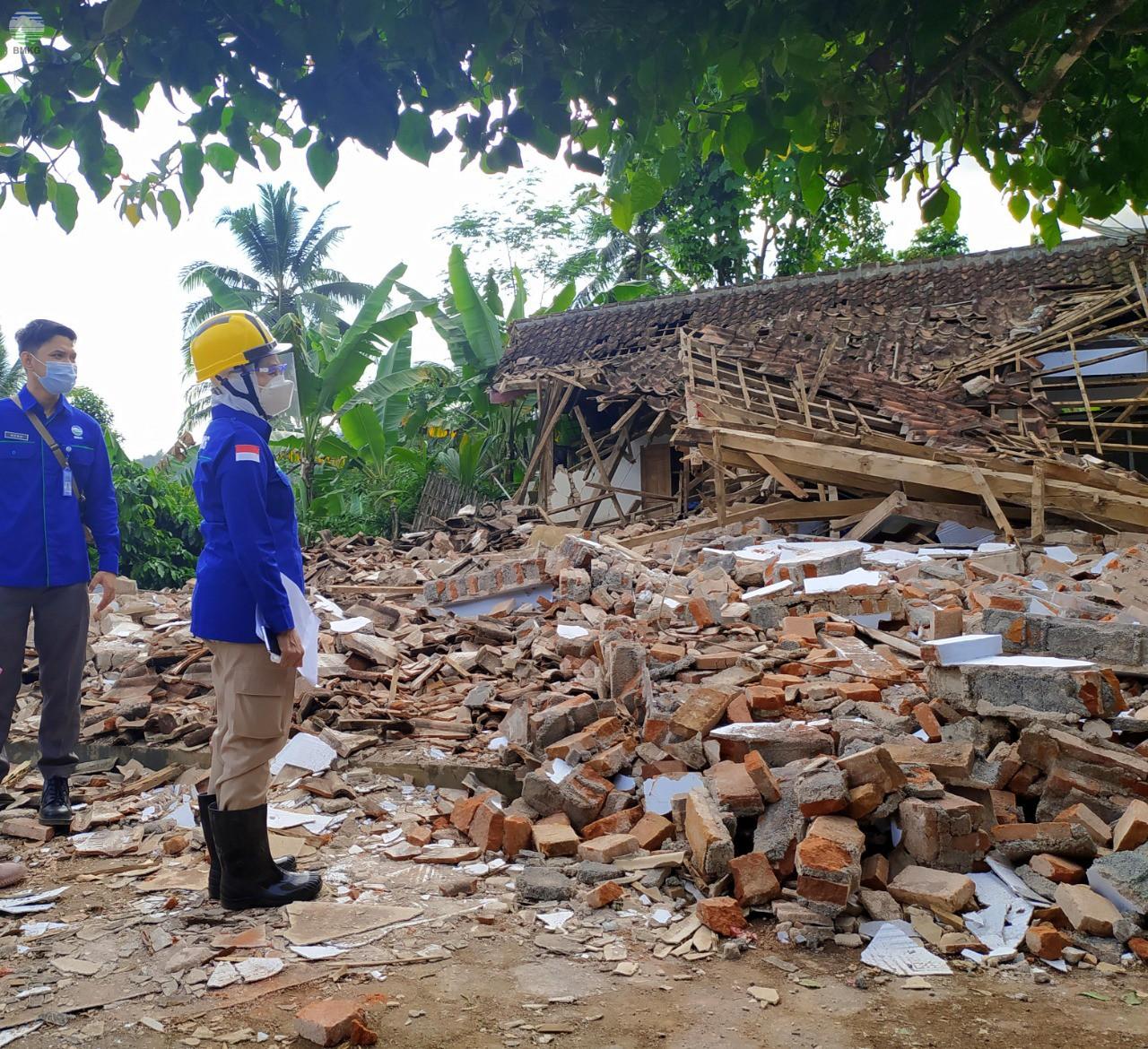 Ribuan Rumah Rusak Akibat Gempa Malang, BMKG Sebut Ini Penyebabnya