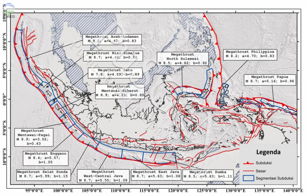 "Penjelasan Singkat Terkait Sarasehan IKAMEGA ""Gempabumi Megathrust Magnitudo 8.7, Siapkah Jakarta?"""