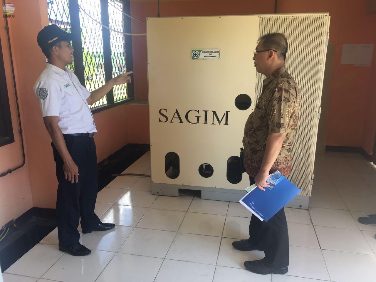 Stamet Seigun Sorong Pertahankan ISO 9001:2015