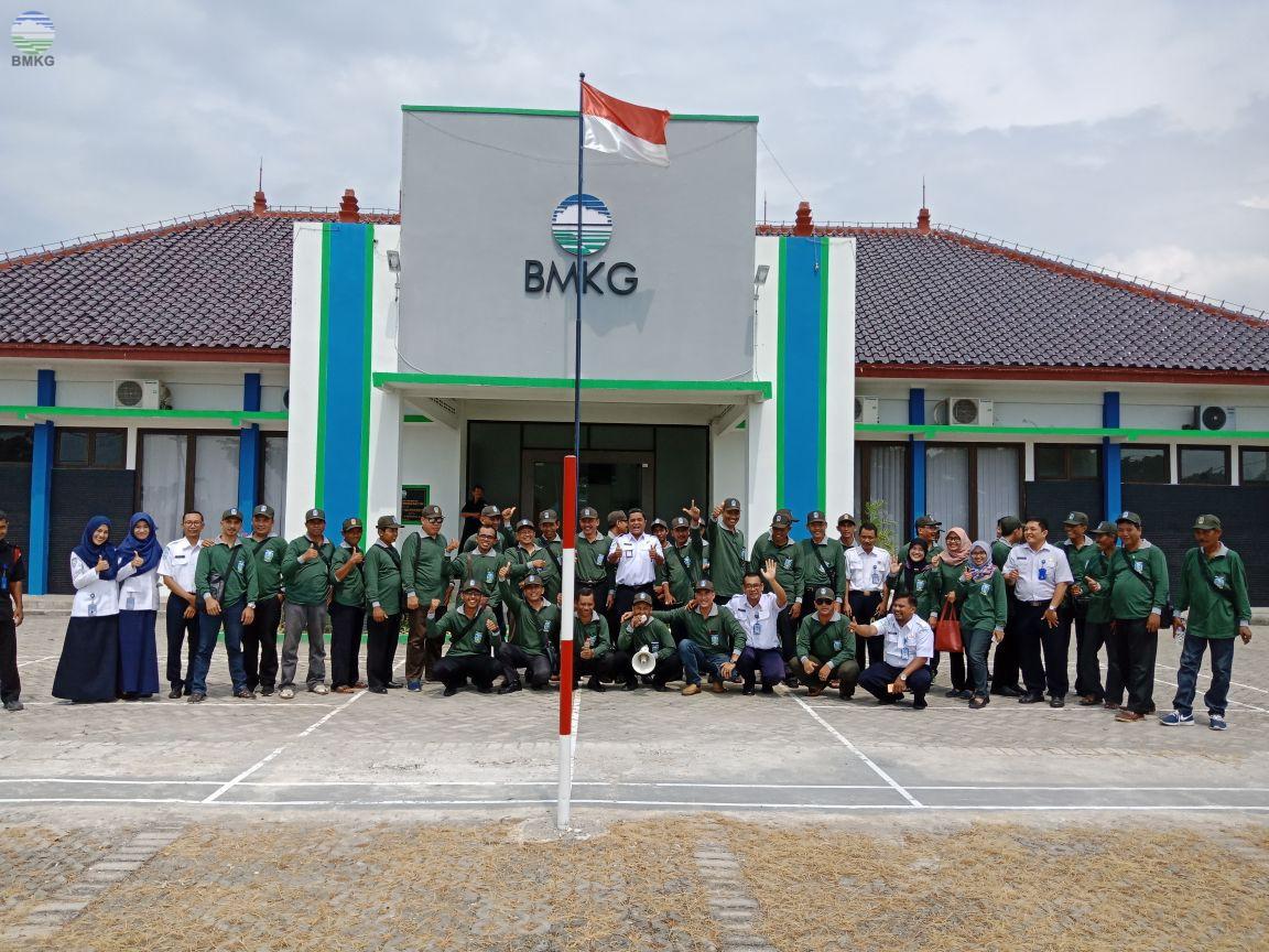 Kunjungan Dinas Perkebunan Propinsi Jawa Timur ke Stamet Tuban