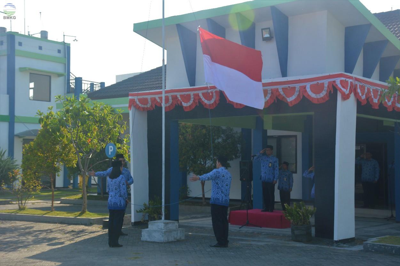 Peringatan HUT RI Ke -73 UPT Provinsi Jawa Timur