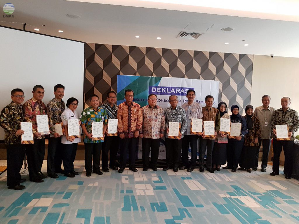Deklarasi Konsorsium Riset Samudera Guna Meningkatan Potensi Ekonomi Kelautan Indonesia