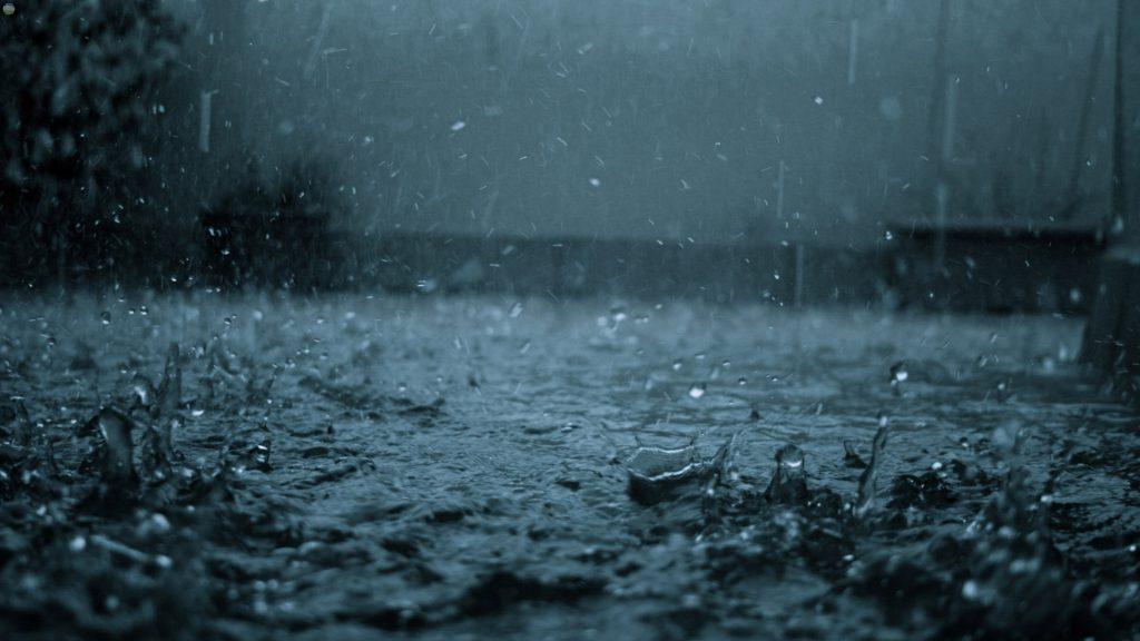 Heavy Rainfall and Thunderstorm Alert