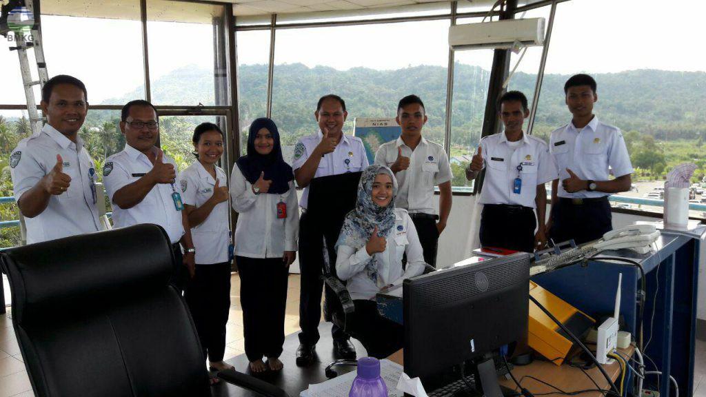 Kunjungan Kerja Kepala Balai Besar MKG Wilayah I Medan Ke UPT Di Wilayah Nias