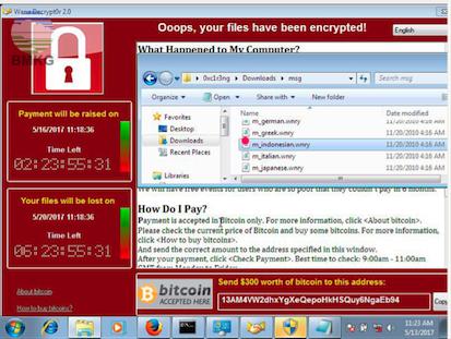 Himbauan Agar Segera Melakukan Tindakan Pencegahan Terhadap Ancaman Malware Khususnya Ransomware Jenis WannaCRY