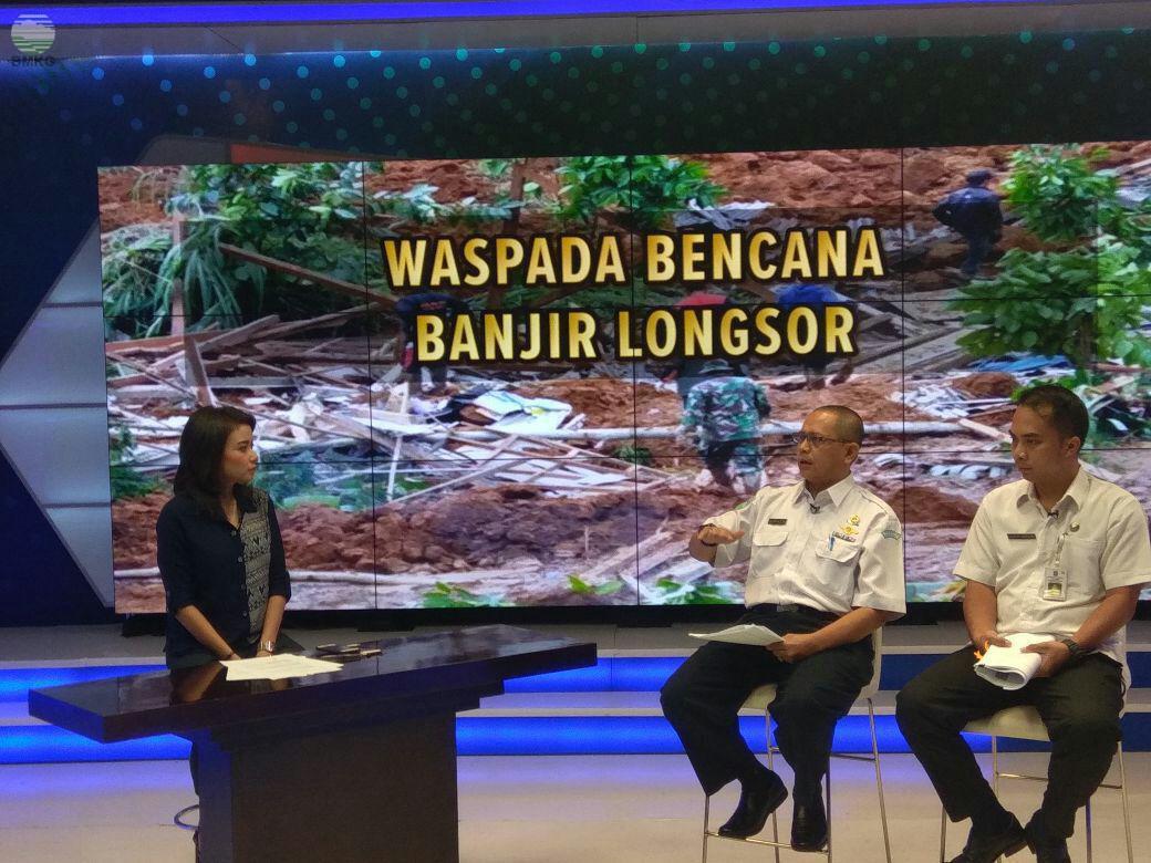 Kasmet Juanda Surabaya Menjadi Narasumber Dialog Update Pagi SBO TV