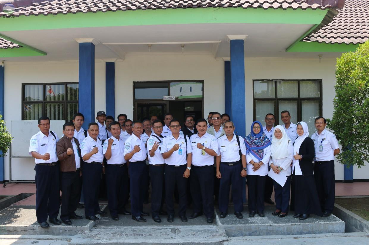 BMKG Provinsi Jawa Timur Adakan Pertemuan Forum MKG Ke-17 Tahun 2018