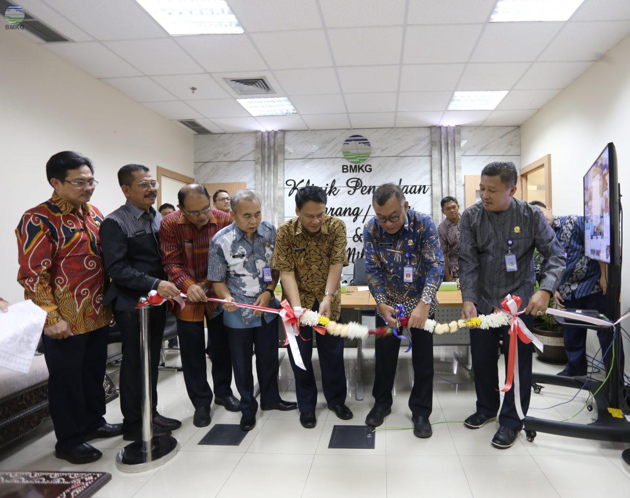 Bintek Online Group Discussion ULP dan LPSE BMKG