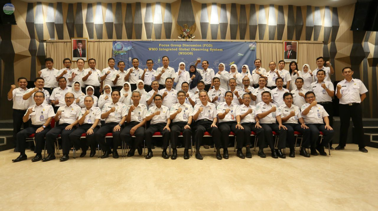 Fokus Group Diskusi Untuk Penyusunan National Observation Strategy