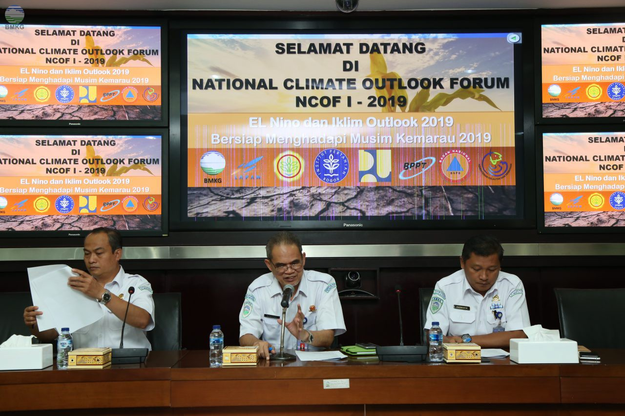 National Climate Outlook Forum