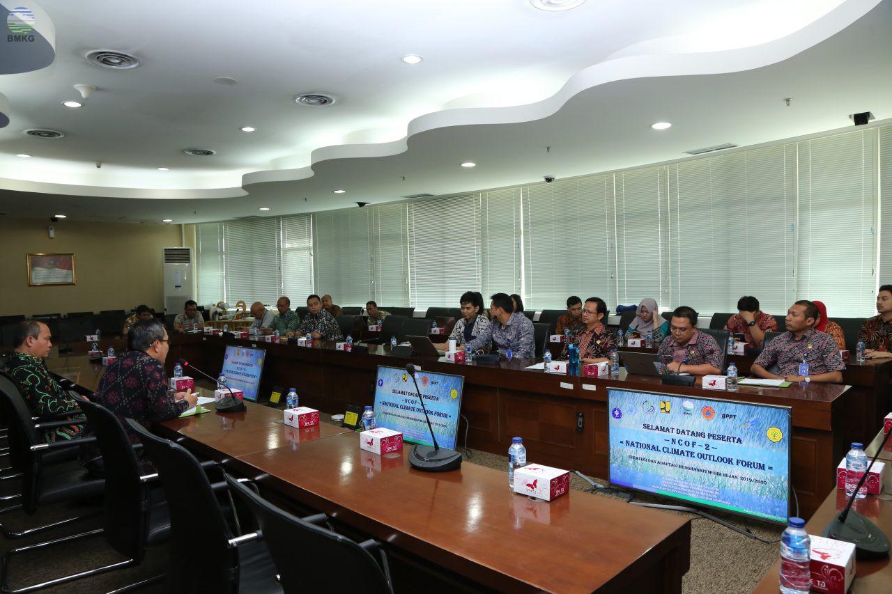 NCOF: Strategi dan Adaptasi Menghadapi Musim Hujan 2019/2020