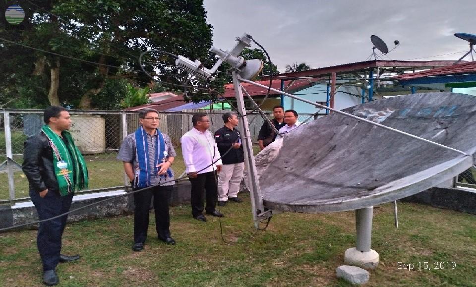 Pembinaan Stasiun BMKG di Wilayah Provinsi Maluku