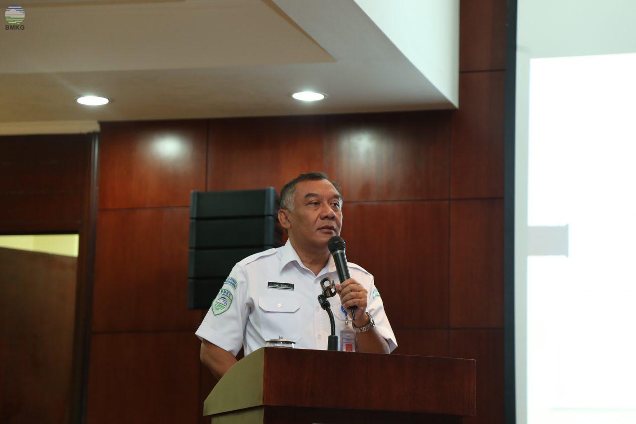 Sekretaris Utama BMKG: Kompetensi KPA dan Bendahara Menciptakan Good Governance dan Clean Governance